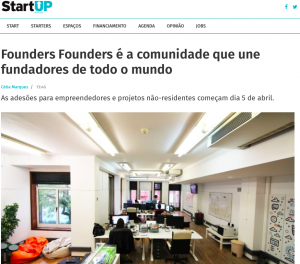 Tonic App on Founders Founders