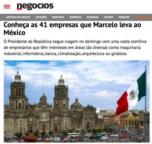 Tonic App on Jornal de Negócios