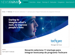 Tonic App on Techcare