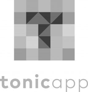 Tonic App BW logo