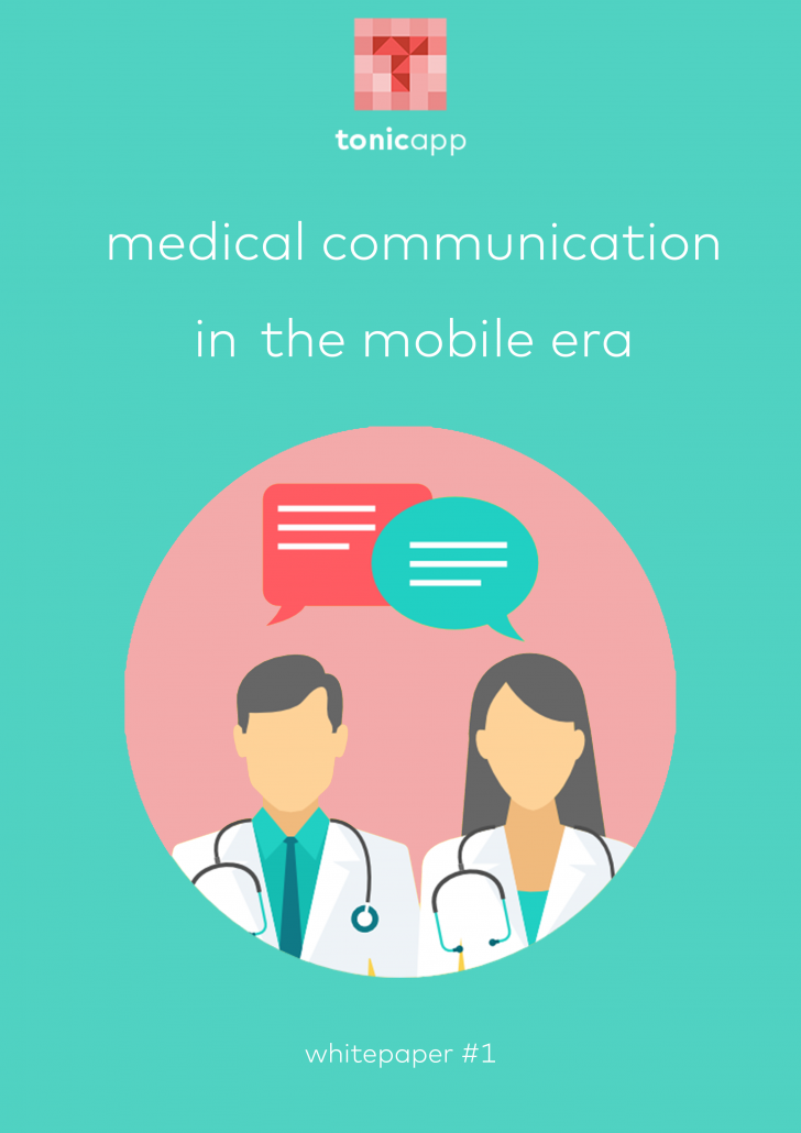 Tonic App Medical Communication