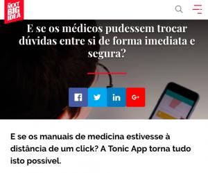 Tonic App on The Next Big Idea
