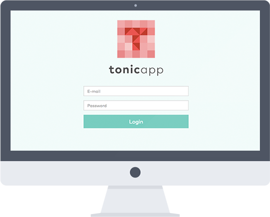 Tonic App for Desktop