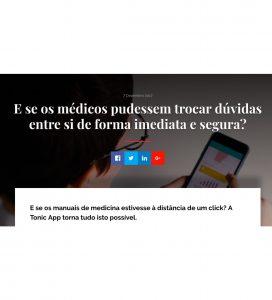 Tonic App at The Next Big Idea
