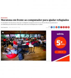 Tonic App at Público